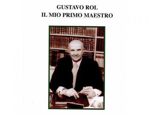 IL MIO PRIMO MAESTRO (C. PEROTTI -terza parte – LA TREMENDA LEGGE)